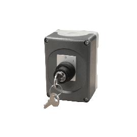 Interrupteur à clé sécurisée