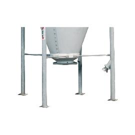 Boitard de reprise par trappe guillotine - OPTION
