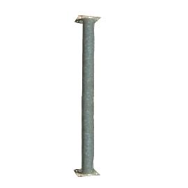 Réhausse 4 pieds de 1 m pour silo 18 m3