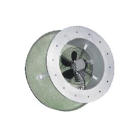 Ventilation dynamique pour niche à veaux Igloo