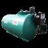 Beiser Environnement - Station fuel neuve 2000 L double paroi avec pompe 60 L/min 1er prix sécurisée