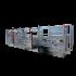 Beiser Environnement - Couloir de contention galvanisé 8,50 m avec relevage hydraulique système de pesée toutes options nouveau modèle - Vue d'ensemble