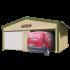 Beiser Environnement - Garage double pan en kit