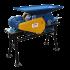 Beiser Environnement - Aplatisseur à céréales 1500kg/heure sur pied-380V avec 2 rouleaux entrainés - Vue d'ensemble