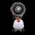 Brumi-ventilateur 750 W/220V 11000m3/h 60L