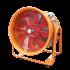 Ventilateur extracteur d'air mobile 700mm – 380V