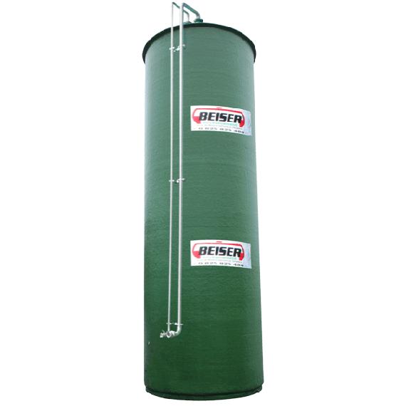 Citerne polyester mixte double enveloppe 25000 litres