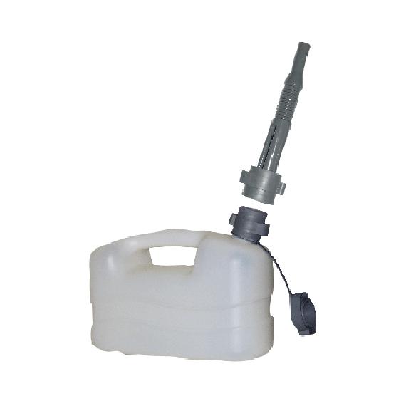 Jerrycan en polyethylène pour eau alimentaire 10 litres