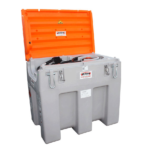Pack transport 430L avec capot