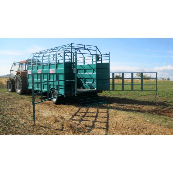 Barrières extérieures pour R 450