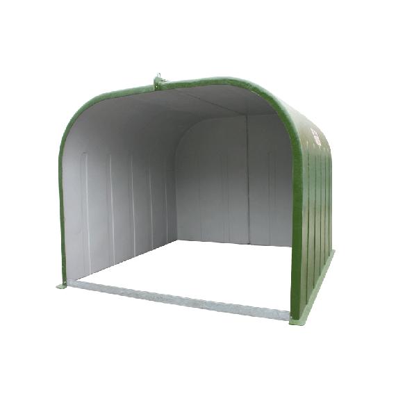 beiser environnement abri en polyester renforc 3 m x 3 m contactez nous au 0 825 825 488. Black Bedroom Furniture Sets. Home Design Ideas