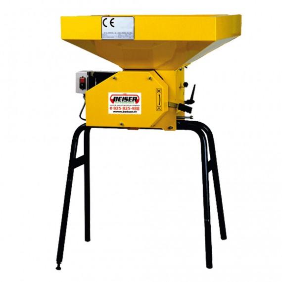 Aplatisseur à céréales - 600kg/heure