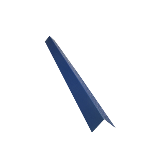 Angle de bardage 150/150, bleu ardoise RAL5008