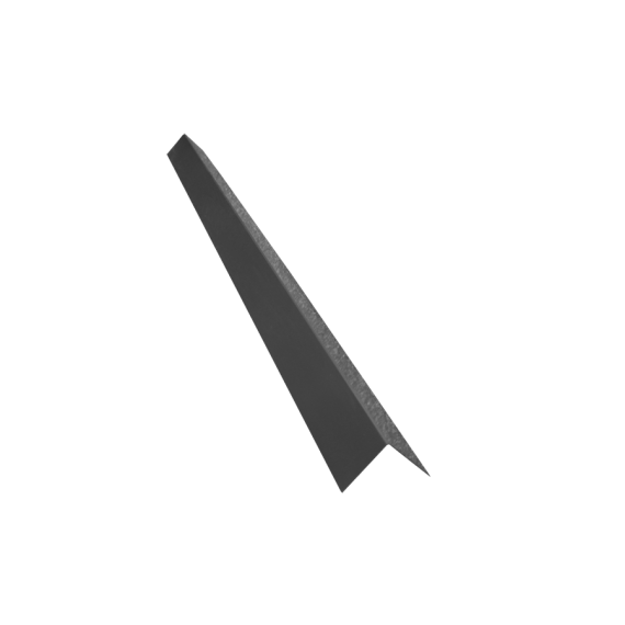 ANGLE de BARDAGE 100/100, Anthracite