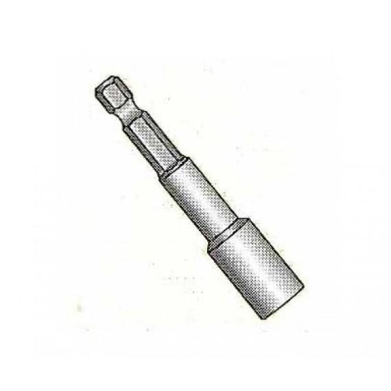 Douille magnétique Ø 13 mm pour tirefond