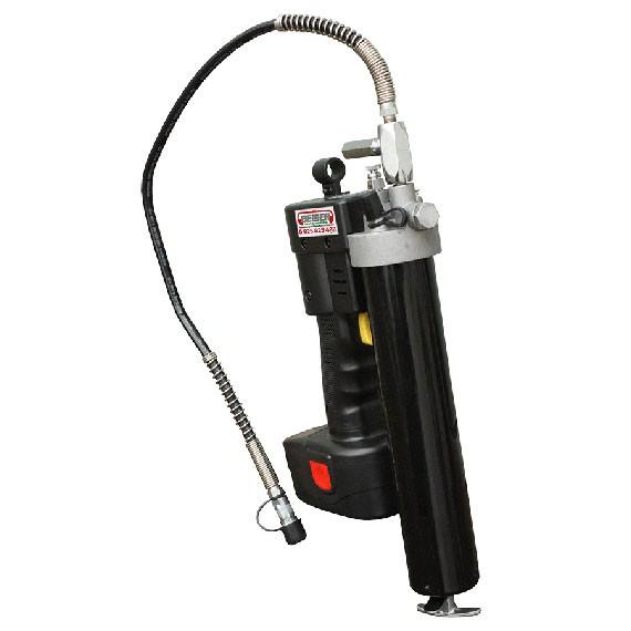 Pompe à graisse électrique 14,4V 113g/mn