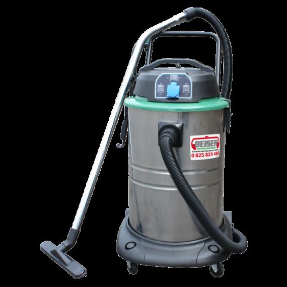 Aspirateur eau et poussière 3kW 90 litres