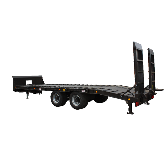 Remorque porte-engins 23480 kg homologuée route