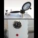 Beiser Environnement numéro 1 de la vente de citerne en Europe et spécialiste de l'équipement agricole - 05011200013 Chariot à lait 130 L inox avec distributeur 12 V débit 40 litres / minute - Détail