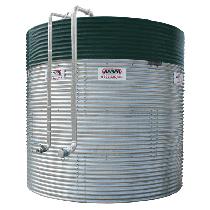 Citerne mixte pour engrais liquide, 30000 L, en kit