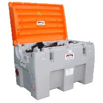 Pack transport 600L avec capot