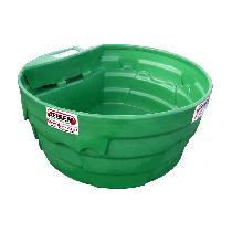 Bac à eau / herbage en plastique PEHD 1200 L