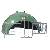 Niche 16 veaux igloo pour vaches allaitantes