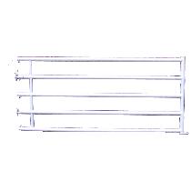 Arrière pour barrière de stabulation 5 tubes, 2,50 m (3/4)