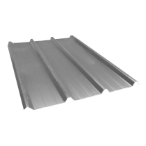 Tôle nervurée 45-333-1000, 60/100e galvanisée - 8 m