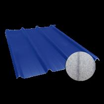 Tôle nervurée 45-333-1000, 60/100e régulateur de condensation bleu ardoise - 2,5 m