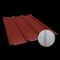Tôle nervurée 45-333-1000, 70/100e régulateur de condensation brun rouge - 5 m