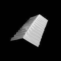 Faitière Tôle ONDULEE GALVA 0,90 M