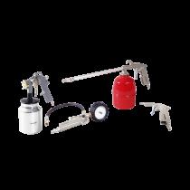 Kit outils pro pour compresseur d'air