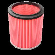 Filtre papier spécial gravats pour aspirateur eau et poussière 3kw 70 ou 90 litres