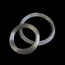 Fil lisse GALVA Ø 1.5 mm, rouleau de 361 m
