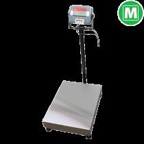 Balance à colonne ML 60 kg, précision 20 g