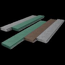 Planche spéciale box verte (2850 x 130 x 28)