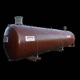 Station citerne récupération eau de pluie simple paroi à enterrer 5000 litres (reconditionnée) avec pompe