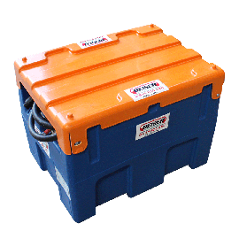 Pack transport ADBLUE 200L avec capot