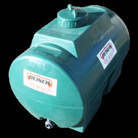 Citerne en plastique PEHD avec vanne 270 litres