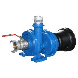 Pompe à eau - transmission à cardan, débit 25 m3/h