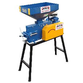 Aplatisseur à céréales - 200kg/heure sur pied-380V