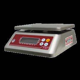 Balance haute précision tout inox 6kg/1g, HML, IP 67
