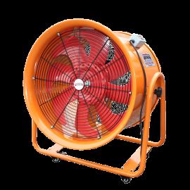 Ventilateur extracteur d'air mobile 600mm – 220V