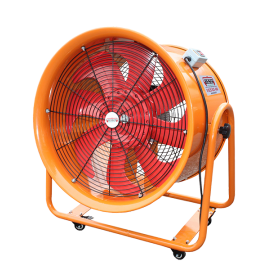 Ventilateur extracteur d'air mobile 700mm – 380V