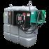 """Station citerne fuel double paroi PEHD sans odeur 750 L sécurisée - Modèle Confort + avec limiteur de remplissage 2"""""""