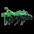 Décompacteur à dents «Michel» châssis en V avec rouleau barre ø 540 mm MGW 3 m