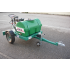 Pack nettoyeur haute pression essence 500 L sur chassis agraire