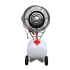 Beiser Environnement - Brumiventilateur 750 W/220V 11000m3/h 60L
