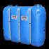 Beiser Environnement - Citerne en plastique PEHD rectangulaire alimentaire 2 000 litres